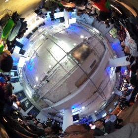 From Finance to Facebook - opening #theta360