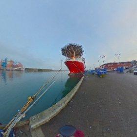 Blyth Quay Northumberland  #theta360 #theta360uk