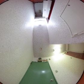 クレインヒル302 3F共用廊下