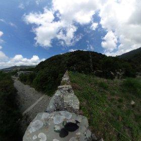 #OpenGenova AnticoAcquedotto #IlFocato Ponte canale sul Geirato #theta360it