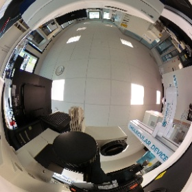 Just look at our HAPIx installation with great @MolecularDevices #ImageXPressMicroConfocal #theta360