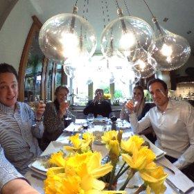 Easter weekend meal #360 #theta360 #theta360uk