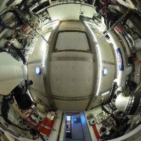 51' Dettling Engine Room #theta360
