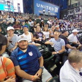 White Sox and #Livongo  #theta360