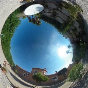 Villa Llimera Aussenansicht hinten