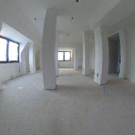 Dachgeschoss Büroraum Start 1 #theta360de