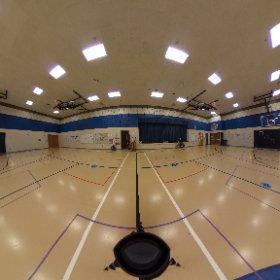 Pleasant Grove - Gym #theta360