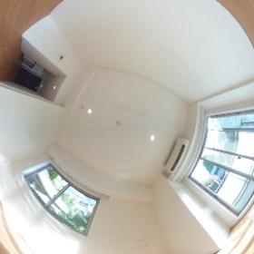 タキミハウス西早稲田 洋室 #theta360