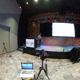 At a Tensorflow workshop at Google Singapore.