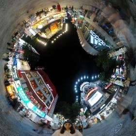 西門町.夜景情境模式