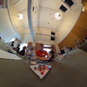 Séminaire #eurasanté dans un superbe lieu ! #theta360 #theta360fr