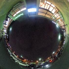 THTEA SC 夜間撮影 at 港北PA