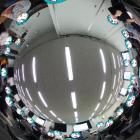 札幌Hololens Meet up!! now  #HoloLens #TMCN #miku360  #theta360