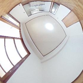 金子マンション3F さいたま市大宮区桜木町2丁目 大宮駅徒歩圏内の日当たり良好な2LDKのお部屋。 #theta360