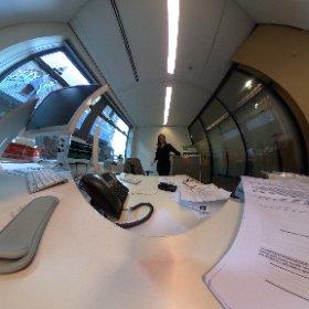 Testing new 360 camera! #theta360