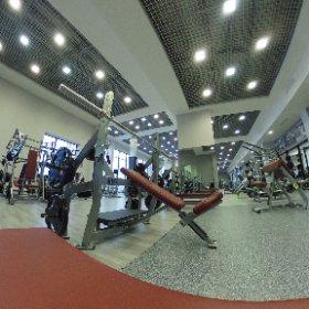 Тренажерный зал Теннис ру. Фото 3