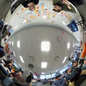ACV Auctions in Buffalo, NY.  The Developer Crew. #theta360