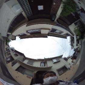 #リヴィエール (@IBARAKIDARKROOM)さんのオープニングパーティーに参加^^ google map のストリートビューだとアレなので本日撮影した玄関前^^ #theta360
