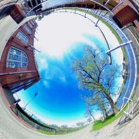First 360 photo experiment #theta360