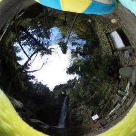 岐阜県 養老町 養老公園 養老の滝 #theta360