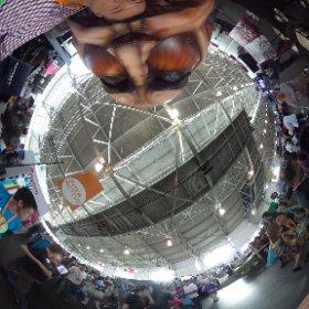 @kimberlytruong #CaptureTheTitan #theta360 #JPopSummit2015 kodanshacomics.com