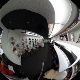 Hat Room #FestivalPageant #theta360
