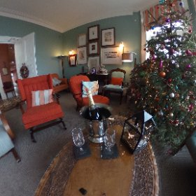 The bay tree welcome!