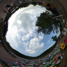 JOIN ALIVE 2017 / ROSE STAGE #theta360