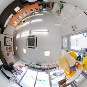 写真スタジオ・フォルム店舗紹介VR1 #theta360