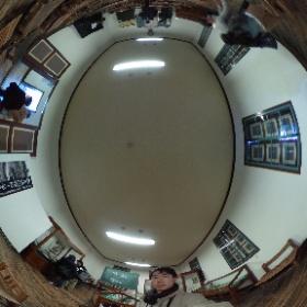 旧開智小学校展示室、教室。