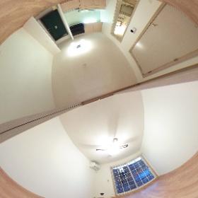 籠原駅の賃貸アパート「ハイツシマダ」の改装後写真です。明るいダイニングになりました。http://www.taitoku-chintai.com/id/2088088 #theta360