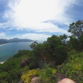 Mirante da Sundara, Praia de Aventureiro, Ilha Grande-RJ