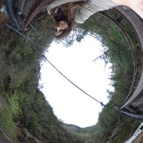 Tallulah Gorge State Park  #theta360