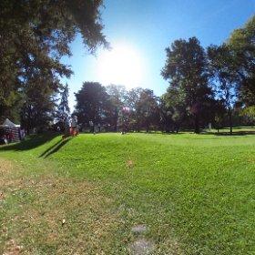 Torneo de golf !! #butterfly3d #theta360