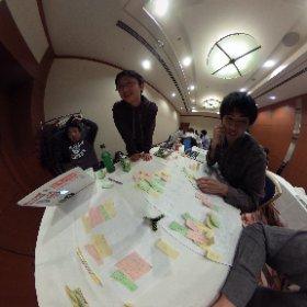 #pycamp BP価値分析、煮詰まってきたチーム