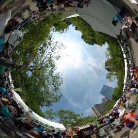 みどりの感謝祭 360°写真 #theta360