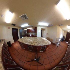 Kitchen - Curtiss Mansion.