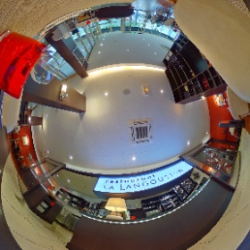 Restaurant la Langoustin a saint jean de monts #theta360 #theta360fr