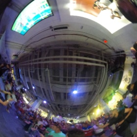 This was the reaction after the US took the lead vs Portugal a couple days ago. @nike #hallofphenomenal #worldcup #newyork #riskeverything #theta360