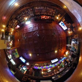 Another low light test with the #theta360 at Elmer Sudds. #wilkesbarre #nepa