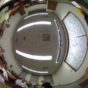Koshigaya葱Fes2016 会議 #theta360