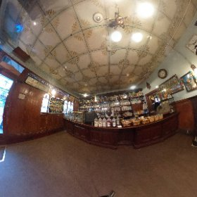 Sweets who doesn't like sweets. Inside the sweet shop at Beamish Open Air Museum in County Durham #theta360 #theta360uk