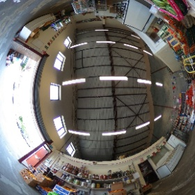Simon Baines warehouse pic 2 #theta360