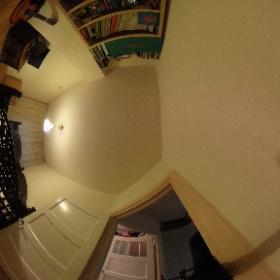 Grote slaapkamer 1e verdieping www.hanekamp.co #theta360