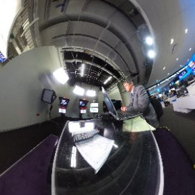 Robert Kovacik live from the NBCLA flash cam. #theta360