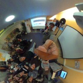 360grad Session bei #TubeMunich