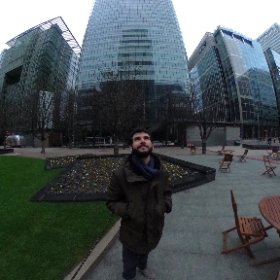 London Skyscrapers ✌🏼 #theta360 #theta360it