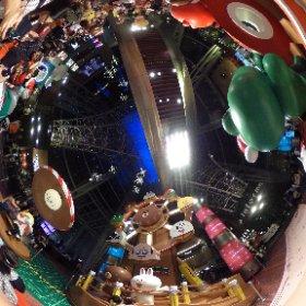 #HongKong #LanghamPlace #Line #Panorama #ThetaS #theta360