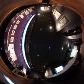 東洋文庫ミュージアムで大❤️地図展シータ! #東洋文庫 #theta360