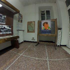 #CasaResistenza #Valpolcevera #WW2 Sala donne e ragazzi #theta360it